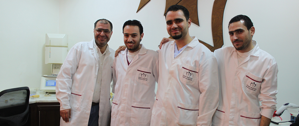 Dental Laboratory Team